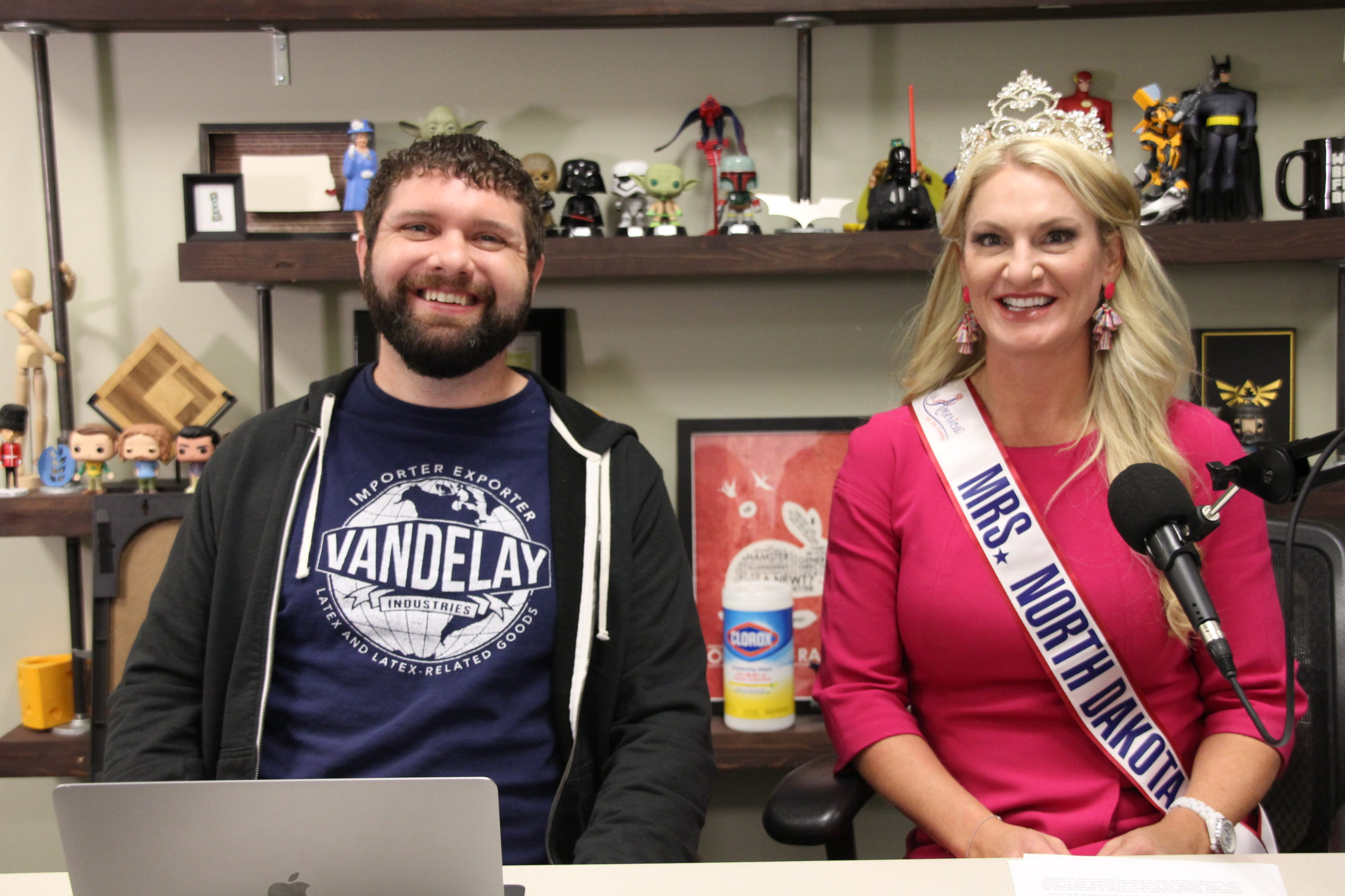 A Conversation About Tech4Kids With Mrs. ND America